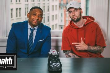 "HNHH HotNewSneakers Ep. 7: ""UNC Off-White Jordans & Special Guest Maino"""