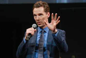 Benedict Cumberbatch Saved A Bicyclist From A Gang Attack