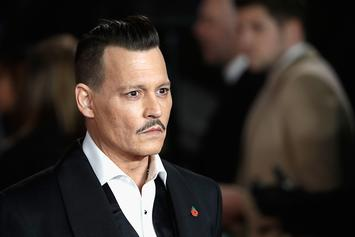 Johnny Depp Fans Worry About His Health After Photos Surface Online