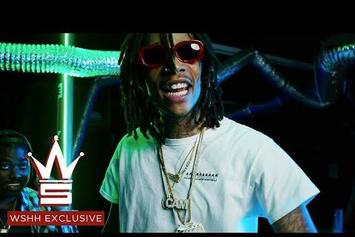 "Wiz Khalifa & FRE$H Throw A Party In ""Paul Masson"" Video"