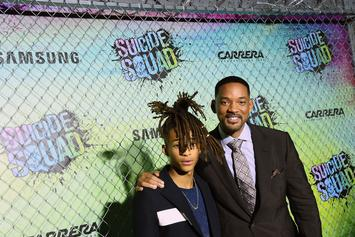"Will Smith Trolls Jaden Smith By Adding His Own Verse To ""Icon (Remix)"""