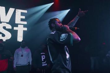 "Dave East & D Jones Drop Off New Video For ""Feelin A Way"""