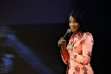 Tiffany Haddish's Bucket List: Date With Michael B. Jordan & Cardi B Played At Her Wake