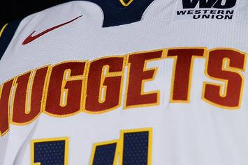 Denver Nuggets Unveil New Uniforms