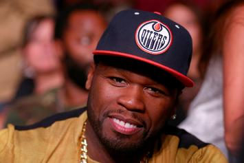 50 Cent & Enzo Amore Call Out Michael B. Jordan In Blistering Wrestling Promo