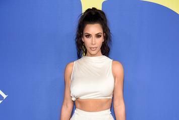 """Kim Kardashian Details Oval Office Meeting With Donald Trump: """"I Was Very Focused"""""""