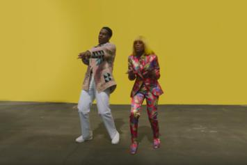 "DeJ Loaf & Leon Bridges Encourage You To Love Yourself In ""Liberated"" Visuals"