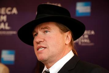 """Val Kilmer Calls Anthony Bourdain """"Selfish"""" For Committing Suicide"""