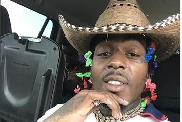 Sauce Walka's Friend Shares Double Cup Of Lean With A Horse