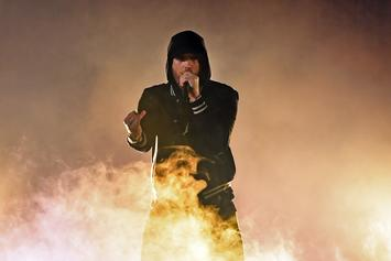 Eminem Under Fire For Using Realistic Gunshot Sounds During Bonnaroo Performance