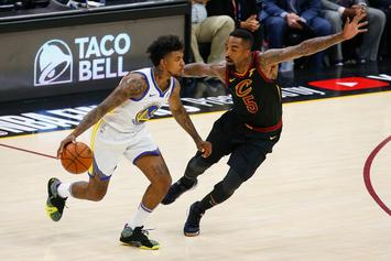 "JR Smith Salutes Nick Young: ""They Don't Like To See People Like Us On Top"""