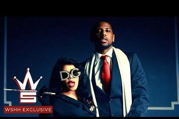 """Lil Kim & Fabolous Bring Old-School Charm In """"Spicy"""" Video"""