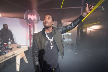 Meek Mill Opens Summer Jam Set By Popping A Wheelie On A 4-Wheeler