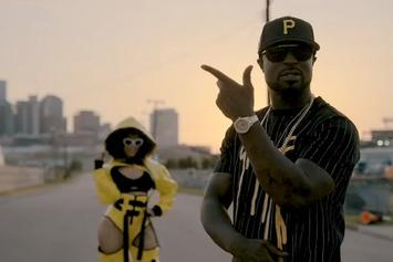 """Young Buck Hits The Streets In New Video For """"Can't Lose"""" Feat. Twanee"""