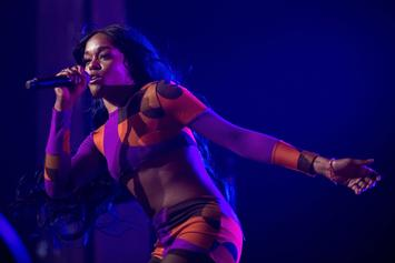 "Azealia Banks Previews New Single ""Treasure Island"" & Suggestive Cover Art"