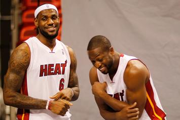 Tattoo Artist Reveals Incredible LeBron James x Dwyane Wade Tattoo