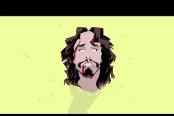 "Pouya Waxes Poetic About ""Daddy Issues"" In Surreal Animated Visuals"