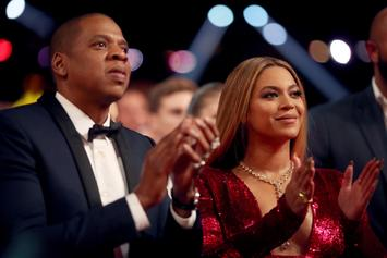 "Jay-Z & Beyoncé Pay Tribute To Grenfell Fire Victims With ""Young Forever"" Performance"