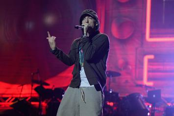 Eminem Explains Why He Never Gives 100% At His Shows