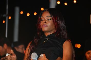 "Azealia Banks Wants ""To Pee On Marilyn Manson So Badly"" For This Reason"