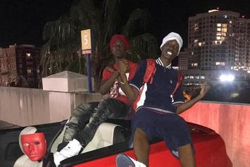 Soldier Kidd Responds To Rumors That He's Involved In XXXTentacion's Murder