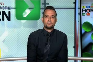 ESPN's Tony Reali Makes Emotional Return After Son's Death