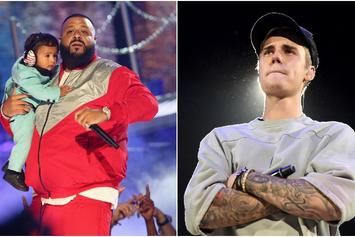 """DJ Khaled Teases """"Another One"""" With Justin Bieber"""