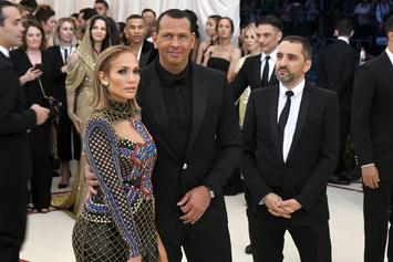 Alex Rodriguez Is Shocked By Jennifer Lopez's Baseball Skills