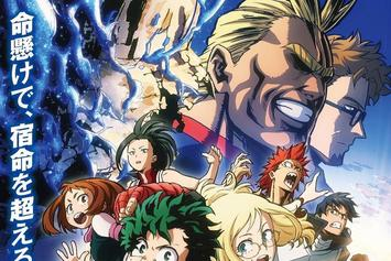 """My Hero Academia: Two Heroes"" Movie Trailer Debuts & Introduces New Characters"
