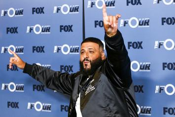 "DJ Khaled Reportedly Settles ""I'm The One"" Video Case With $1,250"
