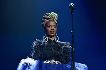 """Lauryn Hill To Be Featured On Teyana Taylor's """"KTSE"""" Project"""