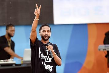 "Big Sean Is ""100% Focused"" On Getting His Album Right, Inspired By Kanye"