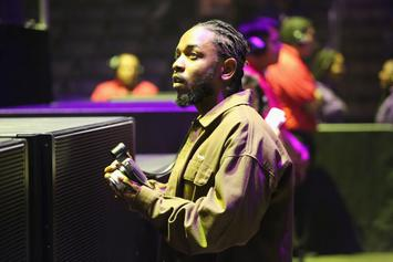Kendrick Lamar Reportedly Invited To Join The Movie Academy