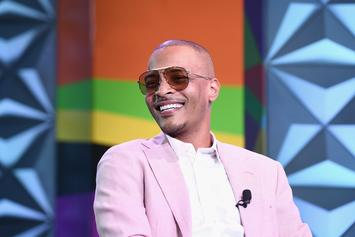 T.I. Offers One Piece Of Advice To Atlanta Hawks Rookie Trae Young