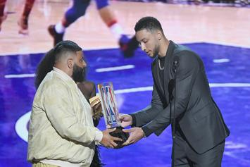 Here Are The 2018 NBA Award Winners