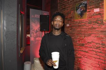 21 Savage Offers Sound Advice For What To Do When Someone Tries To Rob You