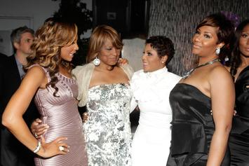 """Braxton Family Values"" Reportedly Cancels Taping; Cast Demands Higher Pay"
