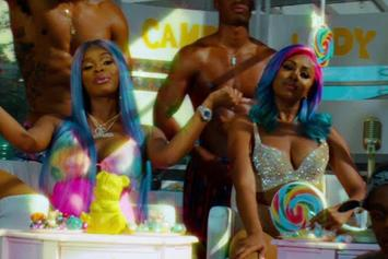 "QC's City Girls Drop Off Colorful New Video For ""Sweet Tooth"""
