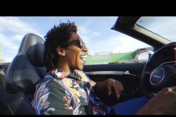 "Watch Damian Lemar Hudson Cruise With The Top Down In ""Voyager Drive"""