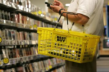 Best Buy Has Officially Stopped Selling CDs