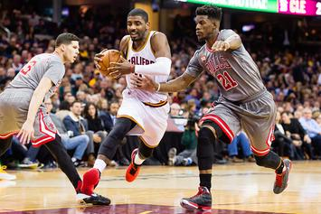 Jimmy Butler & Kyrie Irving Are Interested In Playing Together: Report
