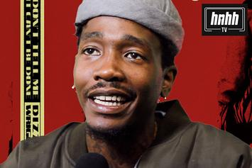 "Dizzy Wright Keeps it 100 On ""Between The Lines"""