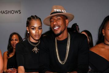 Teyana Taylor Twerks Her Booty Off At Nightclub With Iman Shumpert
