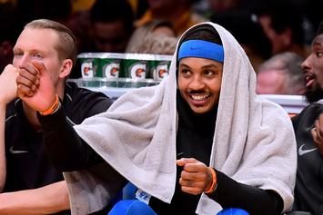 Carmelo Anthony Leaves OKC: What Are The Best Fits Among NBA Contenders?