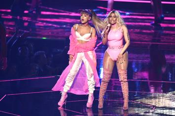 Nicki Minaj & Ariana Grande Earn 5th Joint Entry In Billboard Hot 100