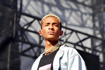 "Jaden Smith Says New Project Is ""Not A Rap Album"""