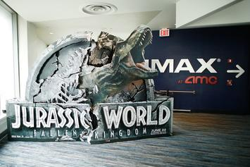 """Jurassic World: Fallen Kingdom"" Surpasses $1 Billion Globally"