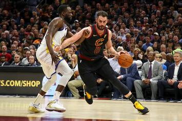 Cavaliers Not Too Interested In Trading Away Kevin Love: Report