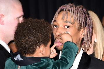 "Wiz Khalifa & Amber Rose's Son Bash With His ""Wife"" Will Warm Your Heart"