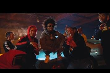 "SOB X RBE & Big Money Tote The ""Glock 22"" In New Visuals"